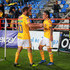 Andre-Pierre Gignac Photos - Andre-Pierre Gignac (L) of Tigres celebrates a scored goal with Lucas Zelarayan (R) of Tigres during the 9th round match between Pachuca and Tigres UANL as part of the Torneo Apertura 2018 Liga MX at Hidalgo Stadium on September 15, 2018 in Pachuca, Mexico. - Pachuca vs. Tigres UANL - Torneo Apertura 2018 Liga MX