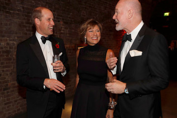 Paddy Harverson The Duke of Cambridge Attends the Tusk Gala