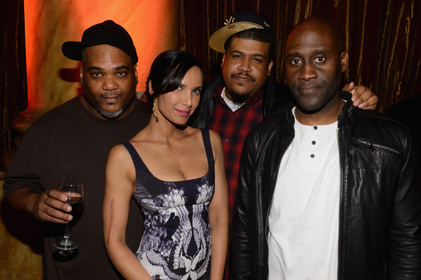 Celebs at the 5th Annual Blossom Ball
