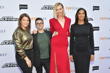 Padma Lakshmi Bravo's 'Top Chef' And 'Project Runway' - A Night Of Food And Fashion FYC Red Carpet Event
