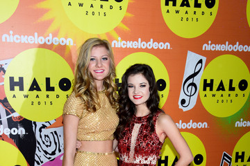 Paige Hyland 2015 Halo Awards