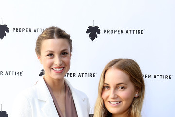 Paige Port Whitney Eve For Proper Attire Launch, Hosted By Whitney Port