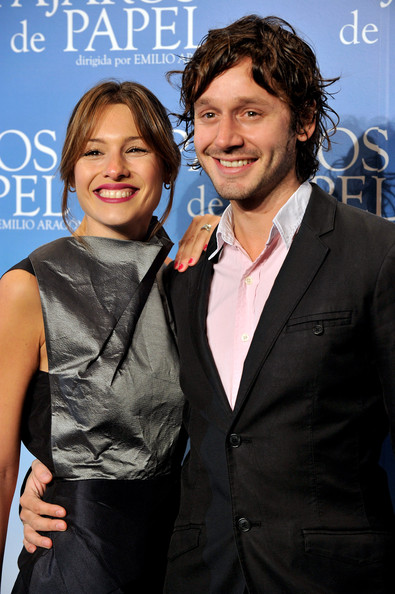 'Pajaros de papel' Premiere in Madrid