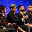 Terrence Howard and Trai Byers Photos
