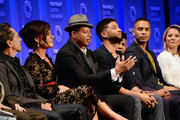 "Jussie Smollett and Bryshere ""Yazz"" Gray Photos Photo"