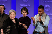 Cuba Gooding Jr. and Sarah Paulson Photos Photo