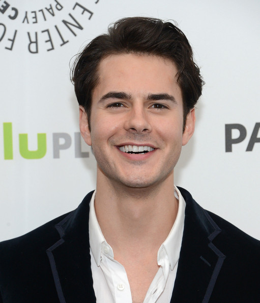 Jayson Blair - 'The New Normal' Cast Honored at PaleyFest ...