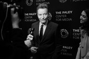 """This image has been converted to Balck and White) Bryan Cranston attends The Paley Center For Media Presents: """"A Conversation With Bryan Cranston"""" at The Paley Center for Media on March 29, 2018 in New York City."""