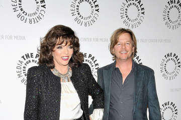"""Joan Collins The Paley Center For Media Presents """"Rules Of Engagement"""""""