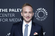 Robin Lord Taylor attends The Paley Honors: A Gala Tribute To LGBTQ at The Ziegfeld Ballroom on May 15, 2019 in New York City.