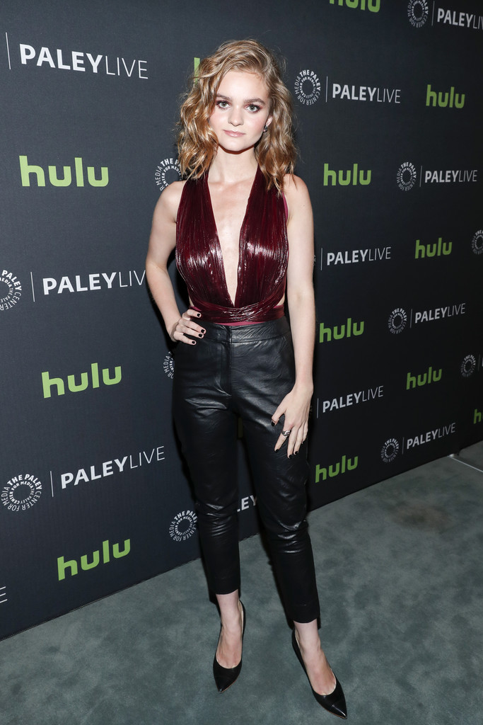 Kerris Dorsey at PaleyLive - An Evening with 'Ray Donovan' in Beverly Hills