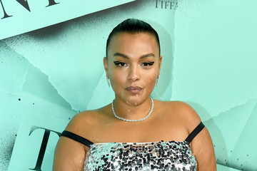 Paloma Elsesser Tiffany & Co. Celebrates 2018 Tiffany Blue Book Collection, THE FOUR SEASONS OF TIFFANY - Arrivals