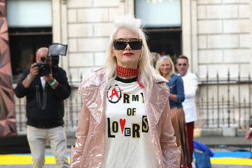 Pam Hogg Royal Academy Of Arts Summer Exhibition Preview Party - Arrivals