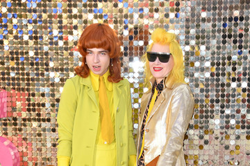 Pam Hogg 'Absolutely Fabulous: The Movie' - World Premiere - Red Carpet