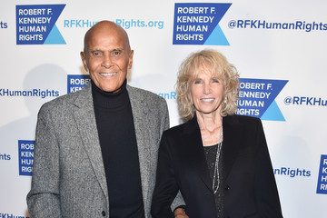 Pamela Frank RFK Human Rights' Ripple of Hope Awards Honoring VP Joe Biden, Howard Schultz & Scott Minerd in New York City - Arrivals
