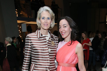 Pamela Golbin Max Mara, Presenting Sponsor, Celebrates The Opening Of The Whitney Museum Of American Art - Inside