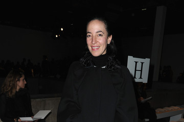 Pamela Golbin Front Row at the John Galliano Show