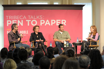 "Susan Orlean Panel & Tribeca Talks: ""Pen To Paper"" At The 2010 Tribeca Film Festival"
