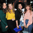 Paola Lazaro Private Dinner During Sundance For