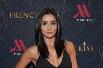 Paola Nunez The Marriott Content Studio's 'French Kiss' Film Premiere