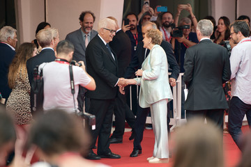 Paolo Baratta Julie Andrews Golden Lion Award Celebration - The 76th Venice Film Festival