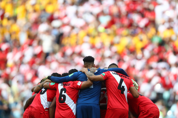Australia Vs. Peru: Group C - 2018 FIFA World Cup Russia