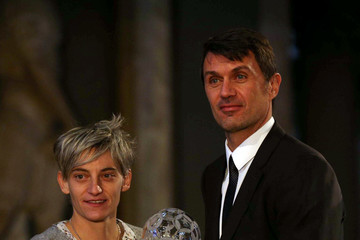 Paolo Maldini Italian Football Federation Hall Of Fame
