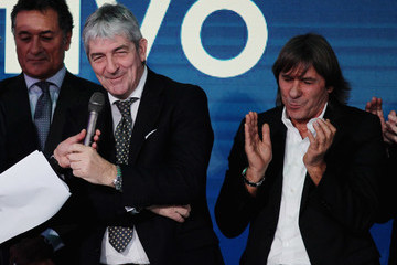 Paolo Rossi Italian Olympic Committee 'Collari D'Oro' Awards