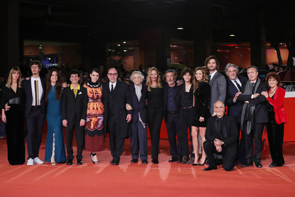 """Notti Magiche"" Red Carpet Arrivals - 13th Rome Film Fest"