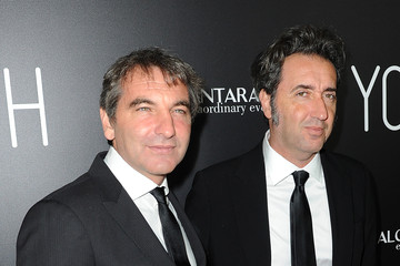 Paolo Sorrentino Nicola Giuliano Premiere of Fox Searchlight Pictures' 'Youth' - Red Carpet