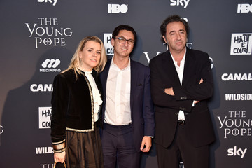 """Paolo Sorrentino """"The Young Pope"""" Paris Premiere At La Cinematheque In Paris"""