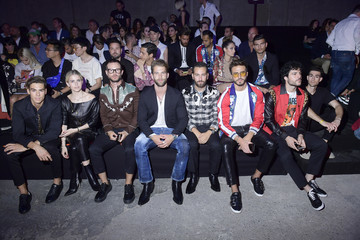 Paolo Stella Dsquared2 - Front Row - Milan Men's Fashion Spring/Summer 2019
