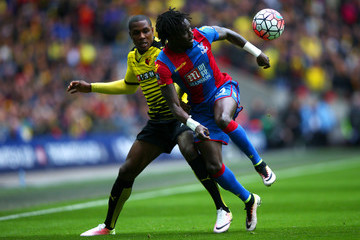 Pape Ndiaye Souare Watford v Crystal Palace - The Emirates FA Cup Semi Final