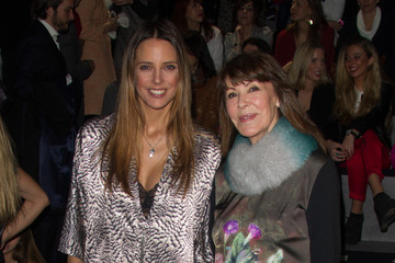 Paquita Torres Mercedes Benz Fashion Week Madrid W/F 2014 - Celebrities Day 2