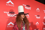 "Erykah Badu attends the premiere of Paramount Pictures and BET Films' ""What Men Want"" at Regency Village Theatre on January 28, 2019 in Westwood, California."