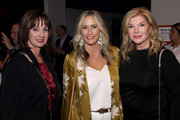 Shari Gagel, Ali Brown, Vicky Keltner attend the Paris, Capital Of Fashion Evening Reception on September 05, 2019 in New York City.