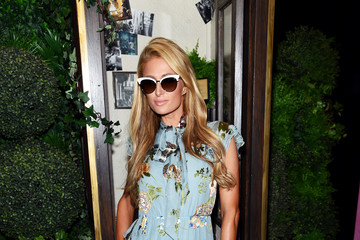 Paris Hilton Alice + Olivia By Stacey Bendet - Arrivals - September 2017 - New York Fashion Week: The Shows