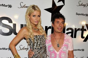 Nano Barea Paris Hilton Presents 'Supermartxe' in Ibiza