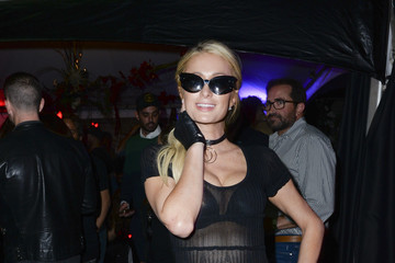 Paris Hilton Entertainment Weekly + Amazon Prime Video's 'Saints & Sinners' Party At SXSW
