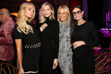 Paris Hilton WCRF's 'An Unforgettable Evening' - Inside