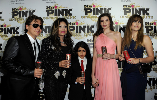Mr. Pink Ginseng Drink Launch Party