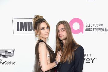 Paris Jackson 27th Annual Elton John AIDS Foundation Academy Awards Viewing Party Sponsored By IMDb And Neuro Drinks Celebrating EJAF And The 91st Academy Awards - Red Carpet