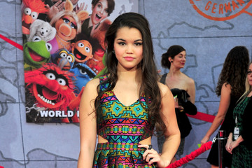 Paris MaryJo Berelc 'Muppets Most Wanted' Premieres in Hollywood — Part 3