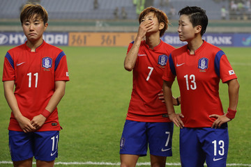 Park Hee Young Asian Games: Day 10