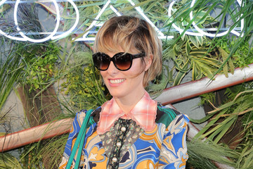 Parker Posey 2016 Coach and Friends of the High Line Summer Party on the High Line