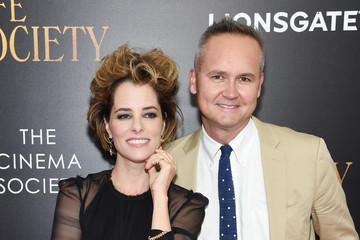 Parker Posey Amazon & Lionsgate With the Cinema Society Host the New York Premiere of 'Cafe Society' - Arrivals