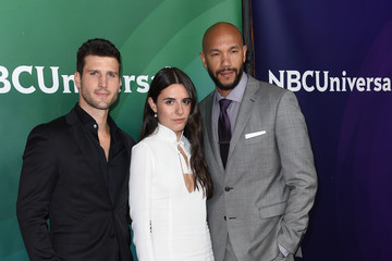 Parker Young 2017 NBCUniversal Winter Press Tour - Day 1 - Arrivals