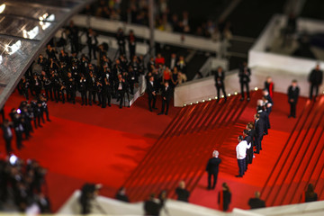 Pascal Greggory 'Frankie' Red Carpet - The 72nd Annual Cannes Film Festival