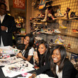 Vanessa Simmons and Jessica Brown Photos