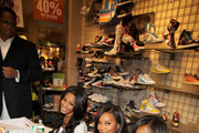 Angela Simmons and Jessica Brown Photos Photo